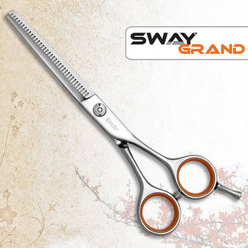 Ножницы для стрижки филировочные Sway 110 46160 Grand 6