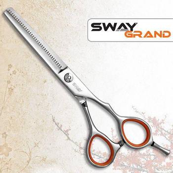 Ножницы для стрижки филировочные Sway 110 46260 Grand 6