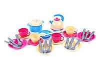 Набор посуды ТЕХНОК ПОСУДА МАРИНКА 11, фото 1
