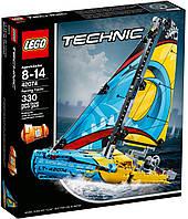 Авто-конструктор LEGO Technic Гоночная яхта (42074) АКЦИЯ
