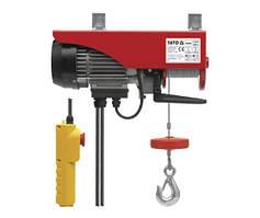 Тельфер электрический YATO 1050 Вт 300/600 кг