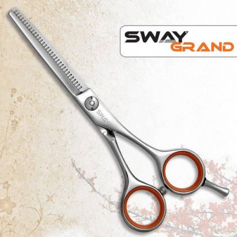 Ножницы для стрижки Sway 110 46155 Grand 5,5 филировочные, фото 2
