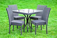 Комплект из искусственного ротанга Vermont, мебель из искусственного ротанга, комплект из ротанга