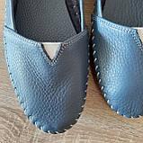 Макасіни кеди жіночі INSHOES сині, фото 6