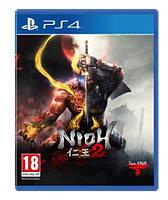 Nioh 2 [Blu-Ray диск] (PlayStation)