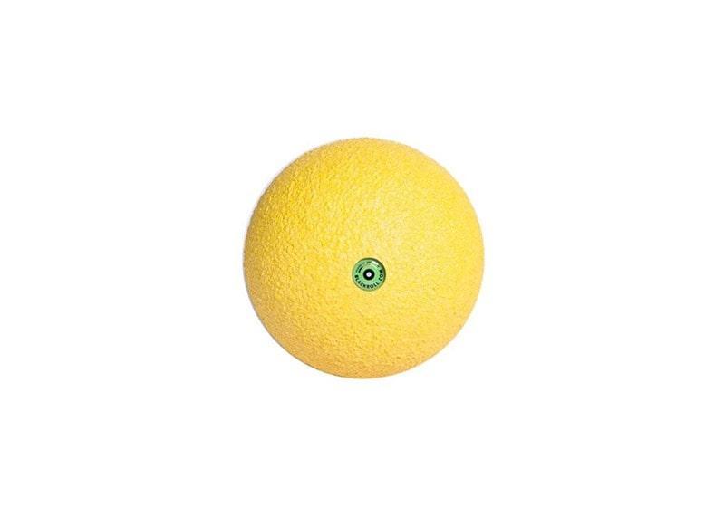 Массажный мяч Blackroll Ball12 12 см Желтый (1676)