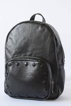Жіночий рюкзак Good Idea 3023 Чорний (d1012i4238), фото 2