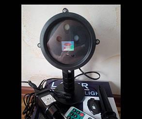 Уличный лазерный проектор с пультом Good Idea (hub_nOvg47695), фото 2