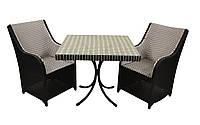 Комплект из искусственного ротанга Grenadin Duet, мебель из искусственного ротанга, комплект из ротанга