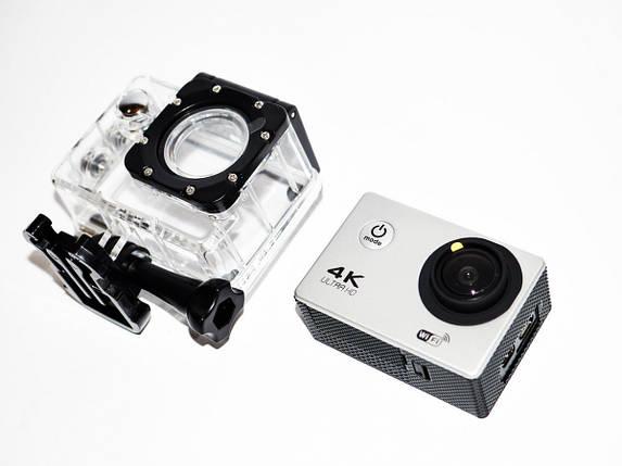 Экшн камера 4K F60B WiFi Белая (hub_XsQj87028), фото 2