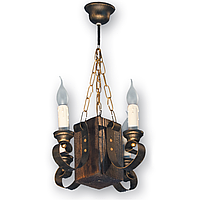 Люстра подвесная 4 свечи Е14 серии Venza 320524