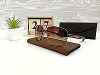 Очки мужские солнцезащитные Prada. Стильные мужские очки. , фото 1