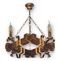Люстра подвесная 4 свечи Е14 серии Lilia 140924