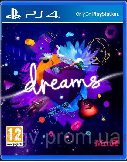 Dreams [Blu-Ray диск] (PlayStation)