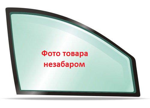 Бічне скло праве передньої двері Renault LOGAN 04-12 SDN / MCV Sekurit, зелене, 2 отвори, 890*620
