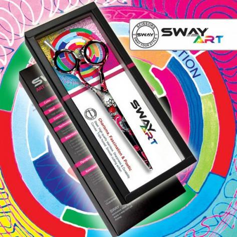 Ножницы для стрижки Sway 110 30455 Art Fiesta 5,5, фото 2