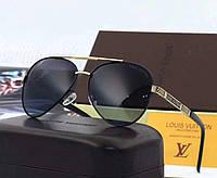 Мужские солнцезащитные очки c поляризацией LV (0350)