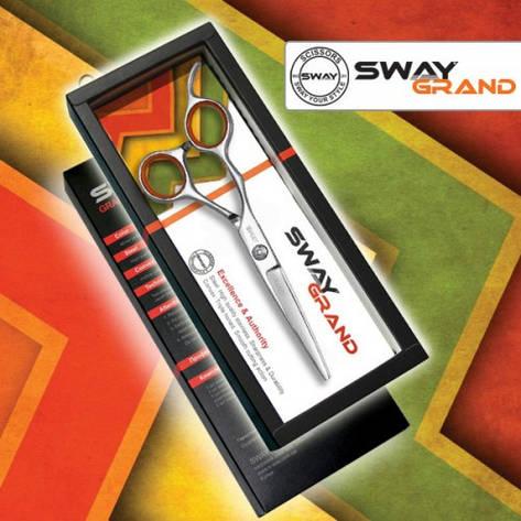 Ножницы для стрижки Sway 110 48155 Grand Left 5,5 для левши, фото 2