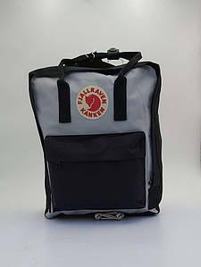 Стильный городской рюкзак FJALLRAVEN KANKEN 35х28х12 см