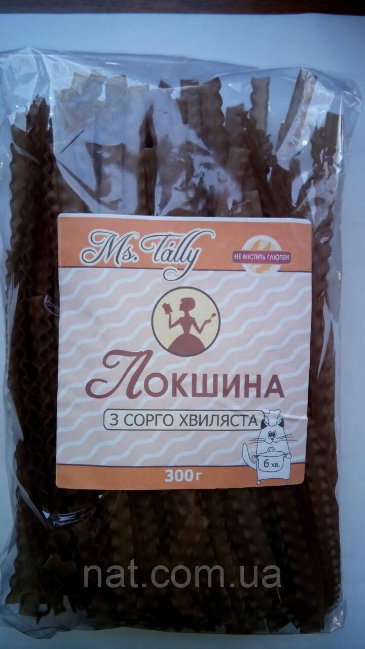 Паста (лапша/макароны) из сорго ТМ MS Tally, 300г