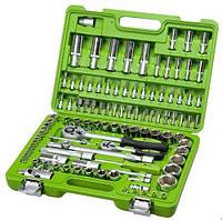 Набор инструментов 1/4, 1/2 108 эл. Alloid НГ-4108П-6