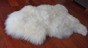 Овеча шкіра, шкура вівці XXXL (шерсть середньої довжини) 08