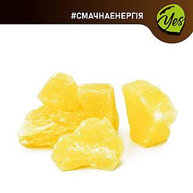 Ананасовые кубики цукаты (8-10мм)  / кг