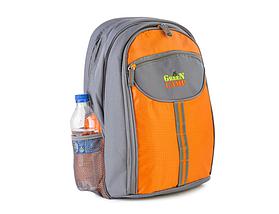 Рюкзак для пикника с посудой GREEN CAMP на 4 персоны, объем 27 л, фото 3