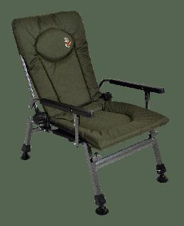 Крісло коропове складне Carp Elektrostatyk F5R 01360