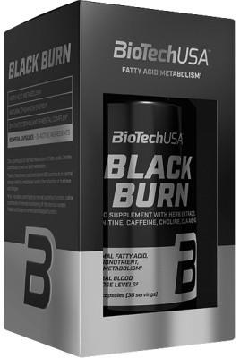 Жиросжигатель BioTech - Black Burn (90 капсул)