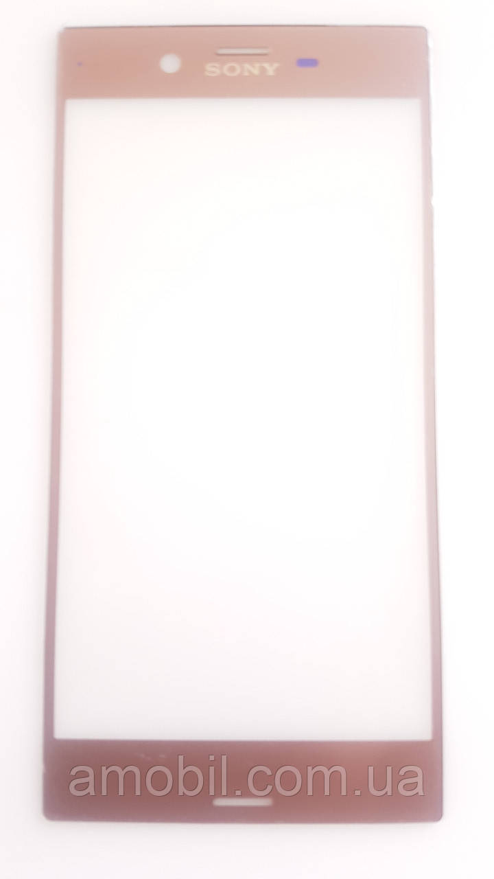 Стекло Sony G8231 Xperia XZs / G8232 pink