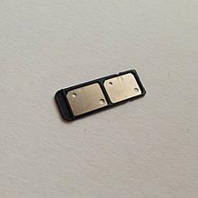 Сим-лоток для Sony Xperia E5 / F3311 2 Sim Black