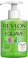 Revlon Equave Kids Shampoo 2 in 1 - Шампунь для детей 2 в 1, 300 мл