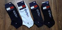 "Мужские стрейчевые носки,сетка,короткие в стиле""Tommy A"" Турция 41-45, фото 1"