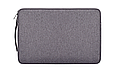 Чехол для Макбук Macbook Air/Pro 13,3'' с ручкой - темно-серый, фото 3