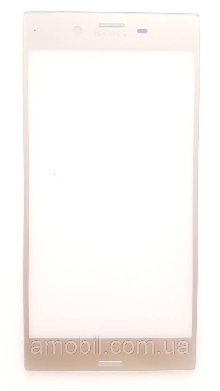 Скло Sony G8231 Xperia XZs / G8232 silver