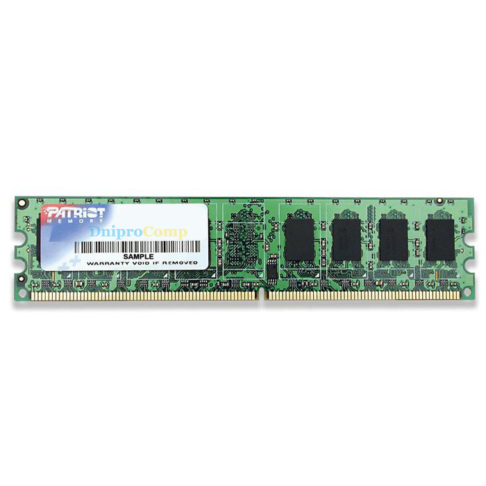 Модуль пам'яті DDR4 8GB/2400 Patriot Signature Line (PSD48G240081)