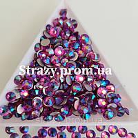 """Стразы ss16 Rose AB, 1400шт, (4,0мм) """"Crystal Premium"""""""