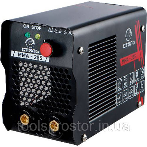Сварочный инвертор Сталь ММА-285 : 285 А | Гарантия 1 год