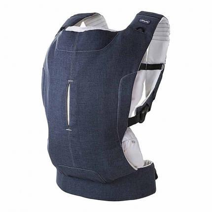Эрго сумка-кенгуру Chicco Myamaki Complete Синяя (1119824608), фото 2