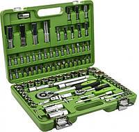 Набор инструментов 1/4, 1/2 94 эл. Alloid НГ-4094П-6