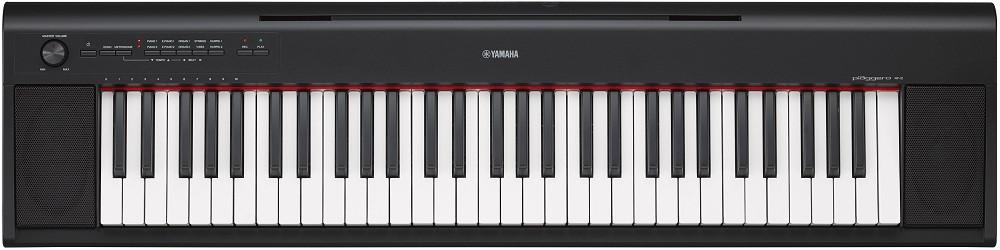 Портативне цифрове піаніно YAMAHA NP-12 (Black)