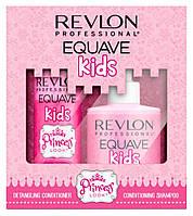 Revlon Equave Kids Detangling Conditioner Princess Look - Спрей-кондиционер для детей с блестками