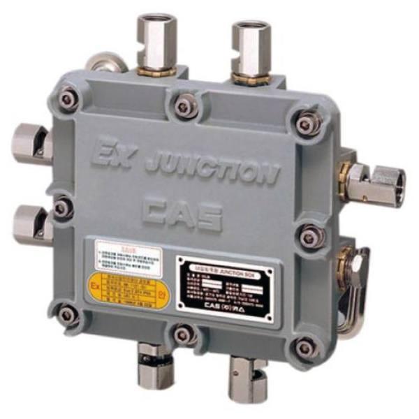 Вибухобезпечні з'єднувальні коробки CAS JBEX-6P