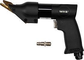 Ножницы пневматические угловые по металлу YATO 141 л/хв
