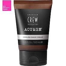 Крем освежающий для бритья American Crew Cooling Shave 100 мл
