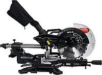 Пила торцювальна з лазером YATO 1.8 кВт 255 x 30 мм, фото 1