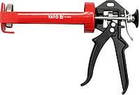 Пистолет для герметика YATO 200 мм