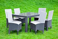 Комплект из искусственного ротанга Velvet, мебель из искусственного ротанга, комплект из ротанга