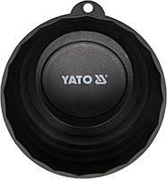 Посудина магнітна YATO Ø= 110 мм, фото 1